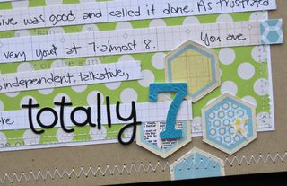 Totally 7 Detail