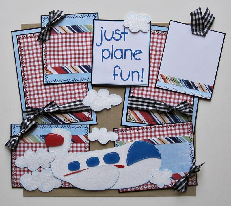 SS Just Plane Fun