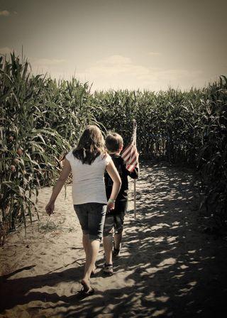 Corn Maze 5x7