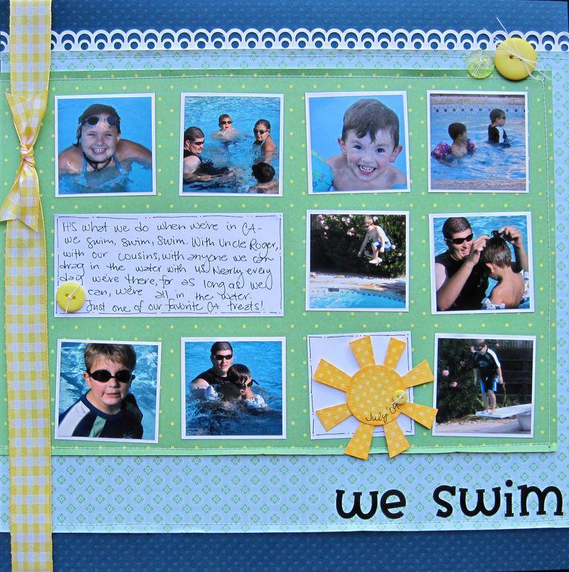 We Swim