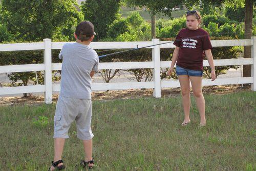 Backyard Fishing 3