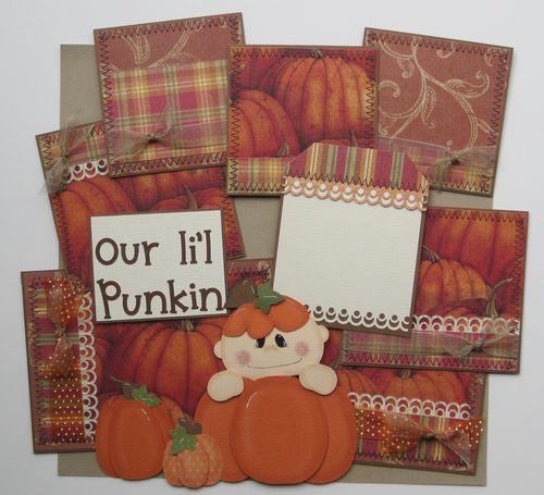 SS Lil Pumpkin Complete Set