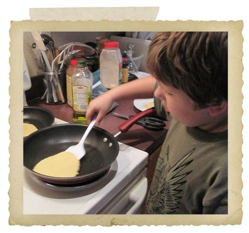 Corn Tortillas Caleb